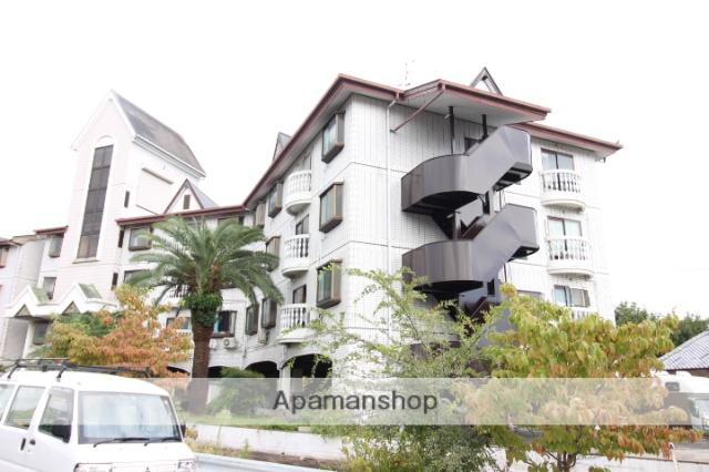 奈良県大和高田市、大和新庄駅徒歩26分の築27年 4階建の賃貸マンション