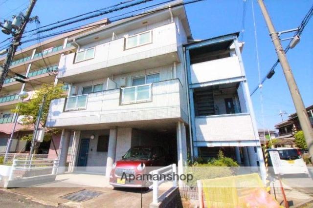 奈良県桜井市、桜井駅徒歩8分の築27年 3階建の賃貸マンション