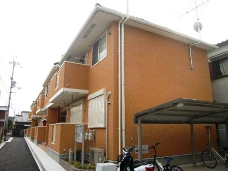 奈良県大和高田市、高田市駅徒歩18分の築6年 2階建の賃貸アパート