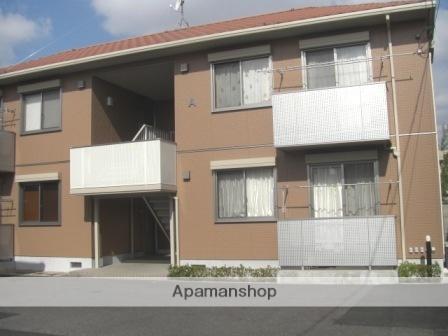奈良県大和高田市、高田駅徒歩9分の築10年 2階建の賃貸アパート