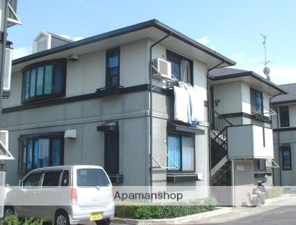 奈良県桜井市、大福駅徒歩10分の築22年 2階建の賃貸アパート