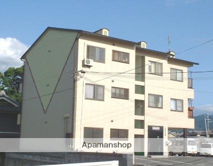 奈良県桜井市、桜井駅徒歩17分の築26年 3階建の賃貸マンション