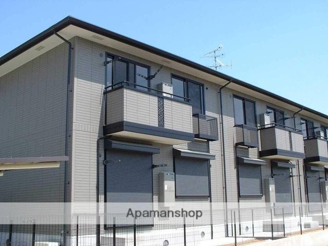奈良県桜井市、桜井駅徒歩17分の築15年 2階建の賃貸アパート