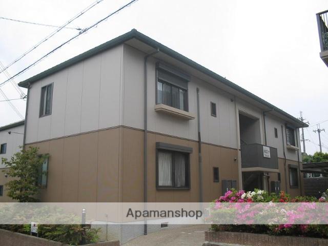 奈良県桜井市、桜井駅徒歩18分の築13年 2階建の賃貸アパート