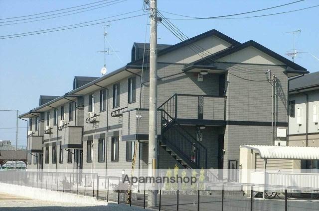 奈良県桜井市、大福駅徒歩10分の築17年 2階建の賃貸アパート