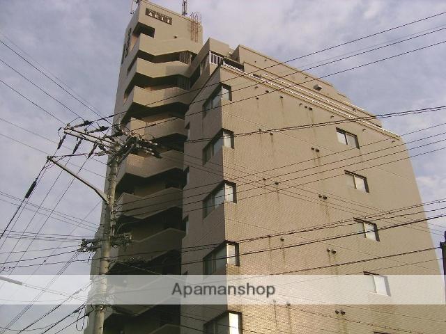 奈良県桜井市、桜井駅徒歩2分の築26年 11階建の賃貸マンション