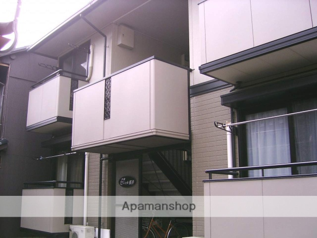 奈良県桜井市、桜井駅徒歩7分の築20年 2階建の賃貸アパート