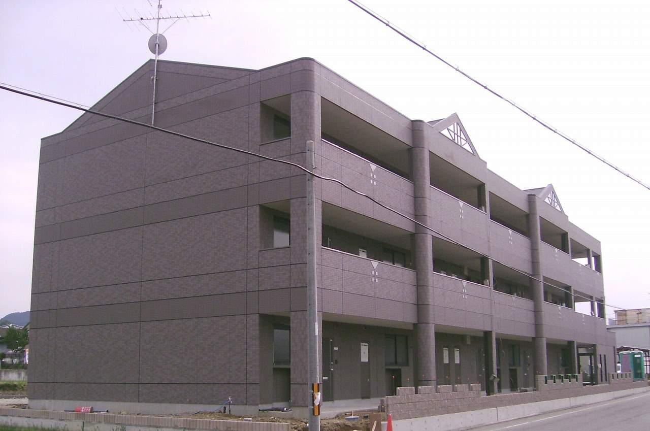 奈良県桜井市、桜井駅徒歩25分の築12年 3階建の賃貸マンション