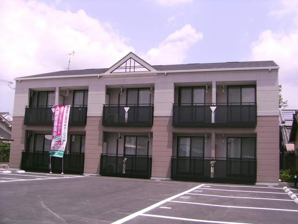 奈良県桜井市、大福駅徒歩10分の築12年 2階建の賃貸アパート