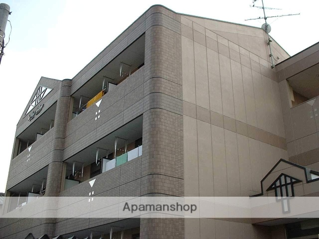 奈良県桜井市、桜井駅徒歩2分の築17年 3階建の賃貸マンション