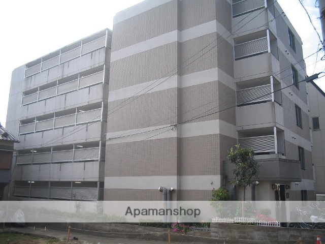 奈良県桜井市、桜井駅徒歩4分の築26年 5階建の賃貸マンション