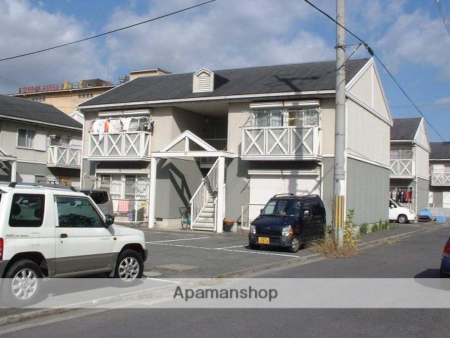 奈良県桜井市、桜井駅徒歩15分の築25年 2階建の賃貸アパート