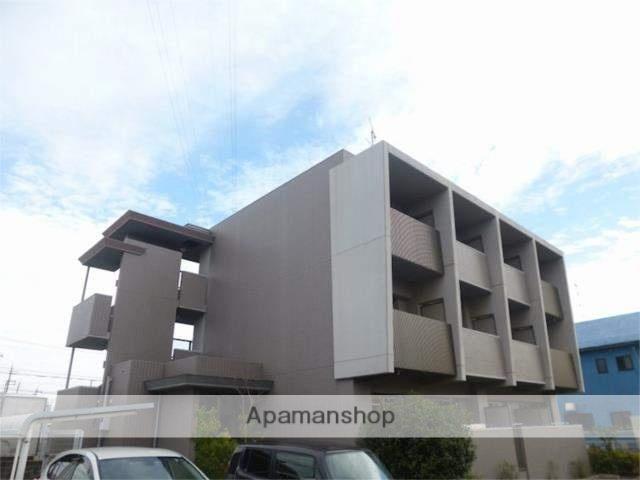 奈良県橿原市、新ノ口駅徒歩23分の築13年 3階建の賃貸マンション
