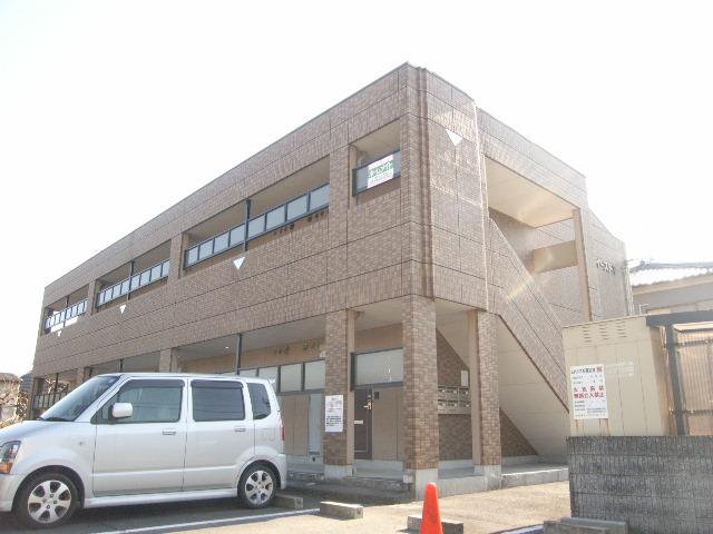 奈良県橿原市、坊城駅徒歩2分の築16年 2階建の賃貸マンション