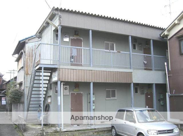 奈良県橿原市、大和八木駅徒歩8分の築32年 2階建の賃貸マンション