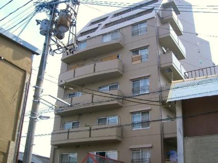奈良県大和高田市、高田駅徒歩4分の築28年 8階建の賃貸マンション