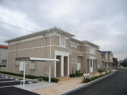 奈良県五條市、五条駅バス11分弁天宗御廊下車後徒歩1分の築10年 2階建の賃貸アパート