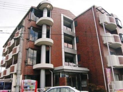 奈良県葛城市、大和新庄駅徒歩1分の築25年 4階建の賃貸マンション