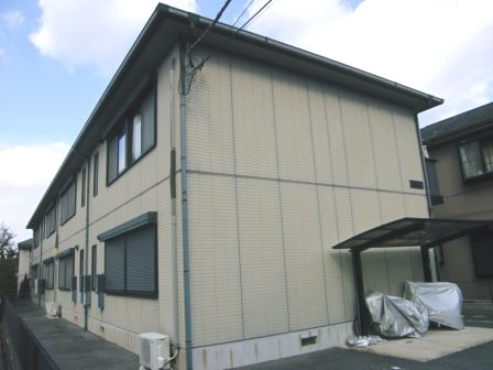 奈良県葛城市、当麻寺駅徒歩3分の築18年 2階建の賃貸アパート