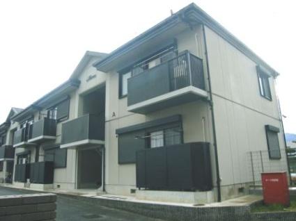 奈良県葛城市、当麻寺駅徒歩1分の築18年 2階建の賃貸アパート