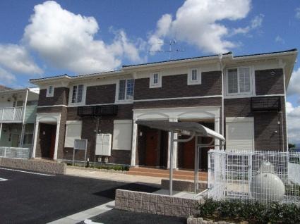 奈良県御所市、御所駅徒歩9分の築9年 2階建の賃貸アパート