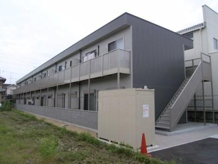 奈良県大和高田市、大和高田駅徒歩13分の築10年 2階建の賃貸アパート