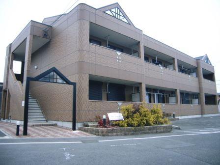 奈良県葛城市、当麻寺駅徒歩17分の築10年 2階建の賃貸アパート