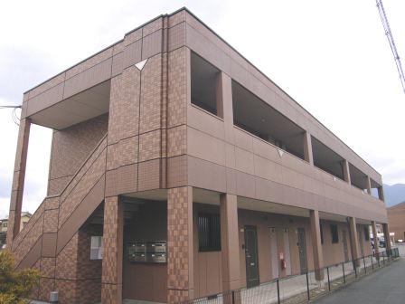 奈良県御所市、御所駅徒歩16分の築11年 2階建の賃貸マンション
