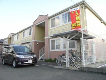 奈良県大和高田市、高田駅徒歩14分の築18年 2階建の賃貸アパート