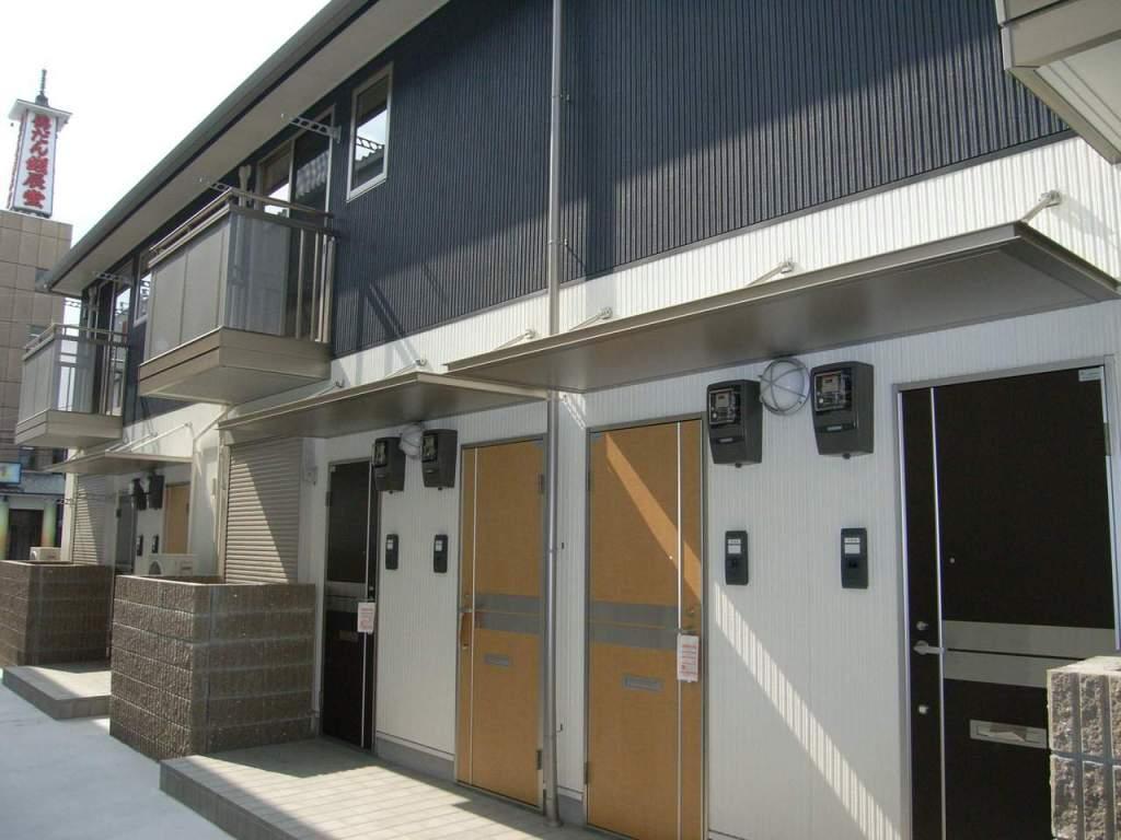 奈良県大和高田市、高田市駅徒歩7分の築9年 2階建の賃貸アパート