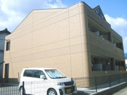 奈良県御所市、忍海駅徒歩8分の築9年 2階建の賃貸アパート