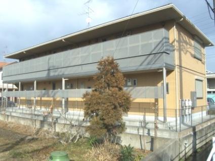 奈良県大和高田市、高田駅徒歩15分の築9年 2階建の賃貸アパート