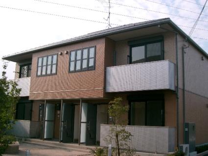 奈良県大和高田市、大和高田駅奈良交通バス9分高田藤の森下車後徒歩6分の築8年 2階建の賃貸アパート