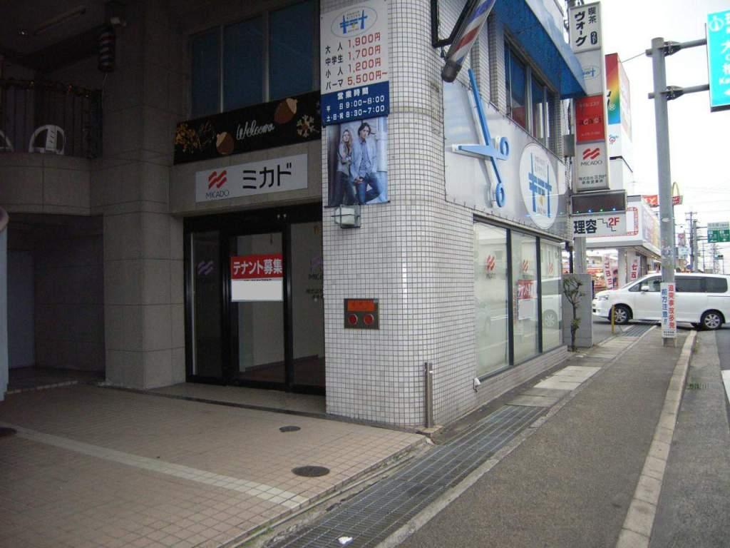 奈良県大和高田市、大和高田駅徒歩6分の築26年 4階建の賃貸マンション