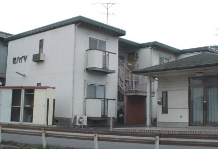 奈良県桜井市、三輪駅徒歩4分の築32年 2階建の賃貸アパート