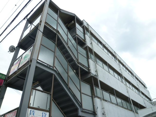 奈良県橿原市、金橋駅徒歩24分の築28年 4階建の賃貸マンション