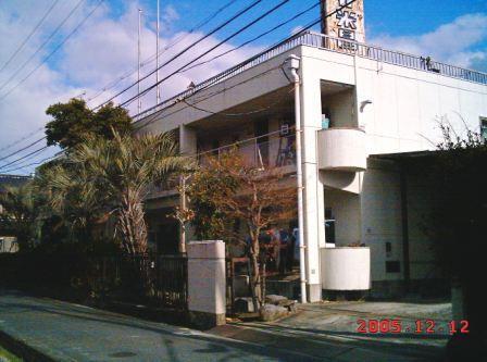 奈良県橿原市、坊城駅徒歩4分の築43年 2階建の賃貸マンション