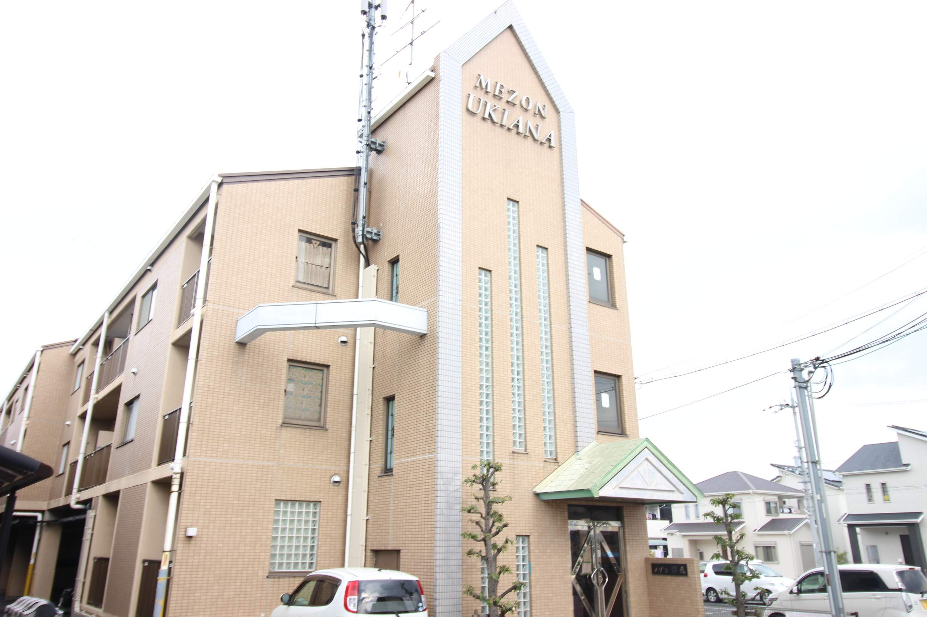 奈良県大和高田市、金橋駅徒歩25分の築20年 3階建の賃貸マンション