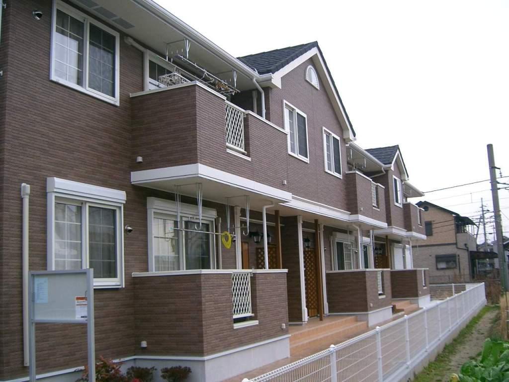 奈良県大和高田市、大和新庄駅徒歩20分の築9年 2階建の賃貸アパート