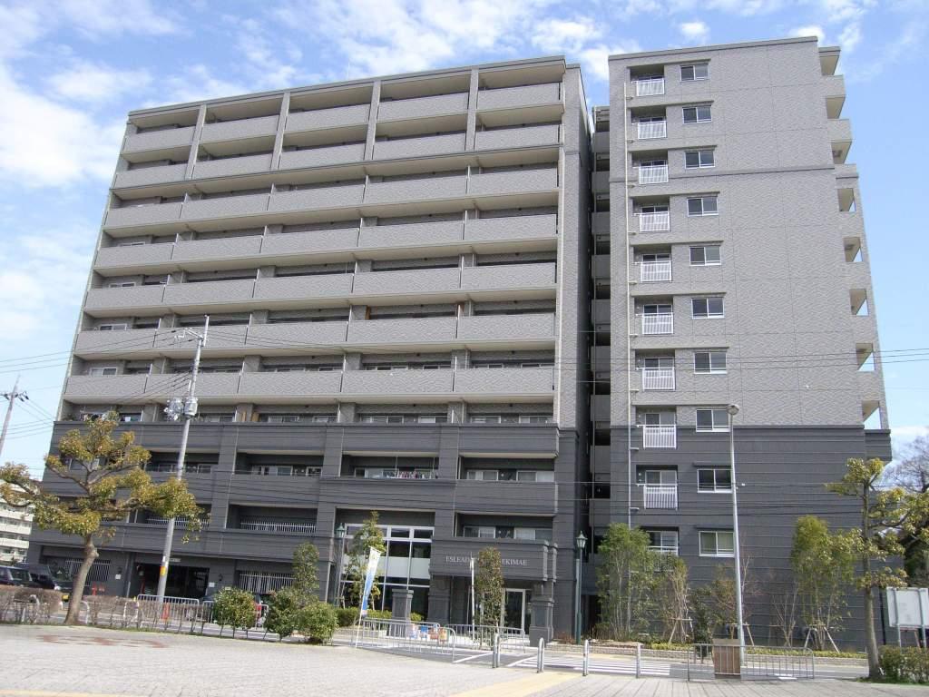 奈良県大和高田市、高田駅徒歩1分の築9年 11階建の賃貸マンション