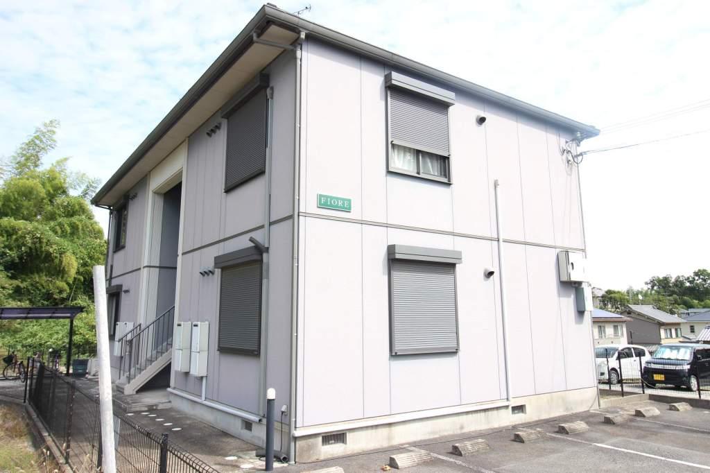 奈良県北葛城郡広陵町、築山駅徒歩20分の築17年 2階建の賃貸アパート
