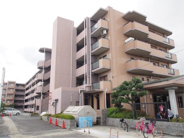 奈良県大和高田市、高田市駅徒歩15分の築25年 5階建の賃貸マンション