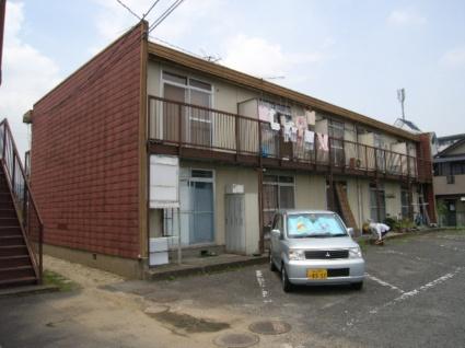 奈良県葛城市、尺土駅徒歩3分の築40年 2階建の賃貸アパート