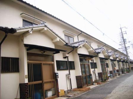奈良県大和高田市、大和高田駅徒歩7分の築31年 2階建の賃貸テラスハウス
