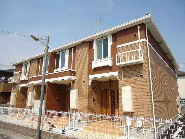 奈良県大和高田市、高田駅徒歩7分の築4年 2階建の賃貸アパート