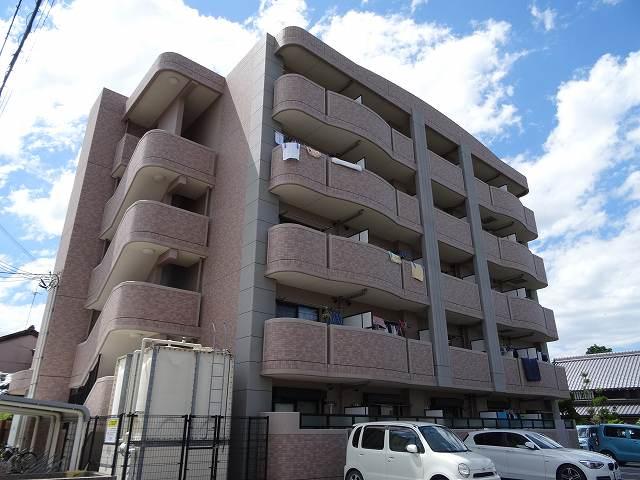 奈良県大和高田市、高田駅徒歩8分の築8年 5階建の賃貸マンション