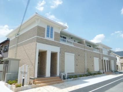 奈良県葛城市、当麻寺駅徒歩6分の築3年 2階建の賃貸アパート