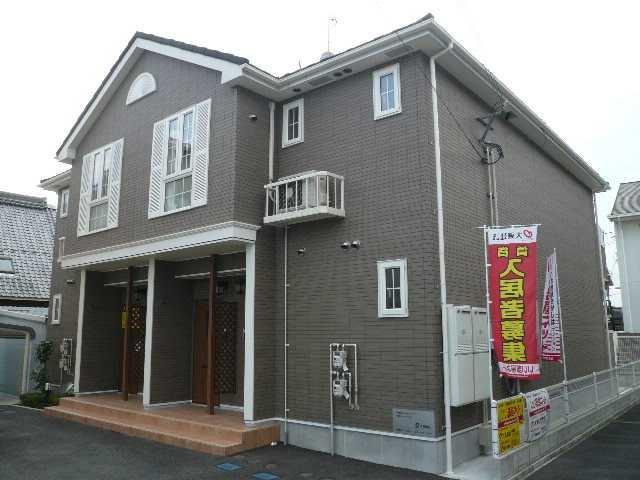 奈良県五條市、五条駅徒歩11分の築11年 2階建の賃貸アパート