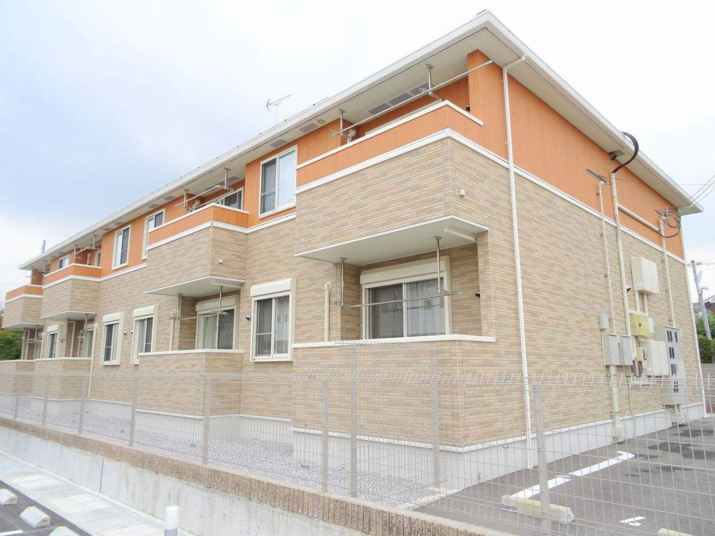 奈良県葛城市、磐城駅徒歩5分の築3年 2階建の賃貸アパート