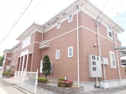 奈良県橿原市、橿原神宮西口駅徒歩10分の築8年 2階建の賃貸アパート